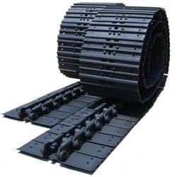 rubber-steel-track